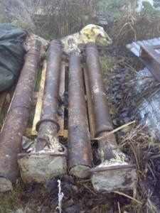 colonne antiche coniche in ghisa2