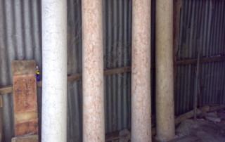 colonne in marmo di verona epoca ottocento 3