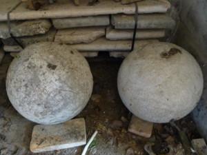 palle di marmo
