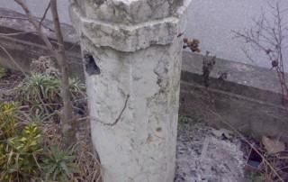 paracarro marmo di verona