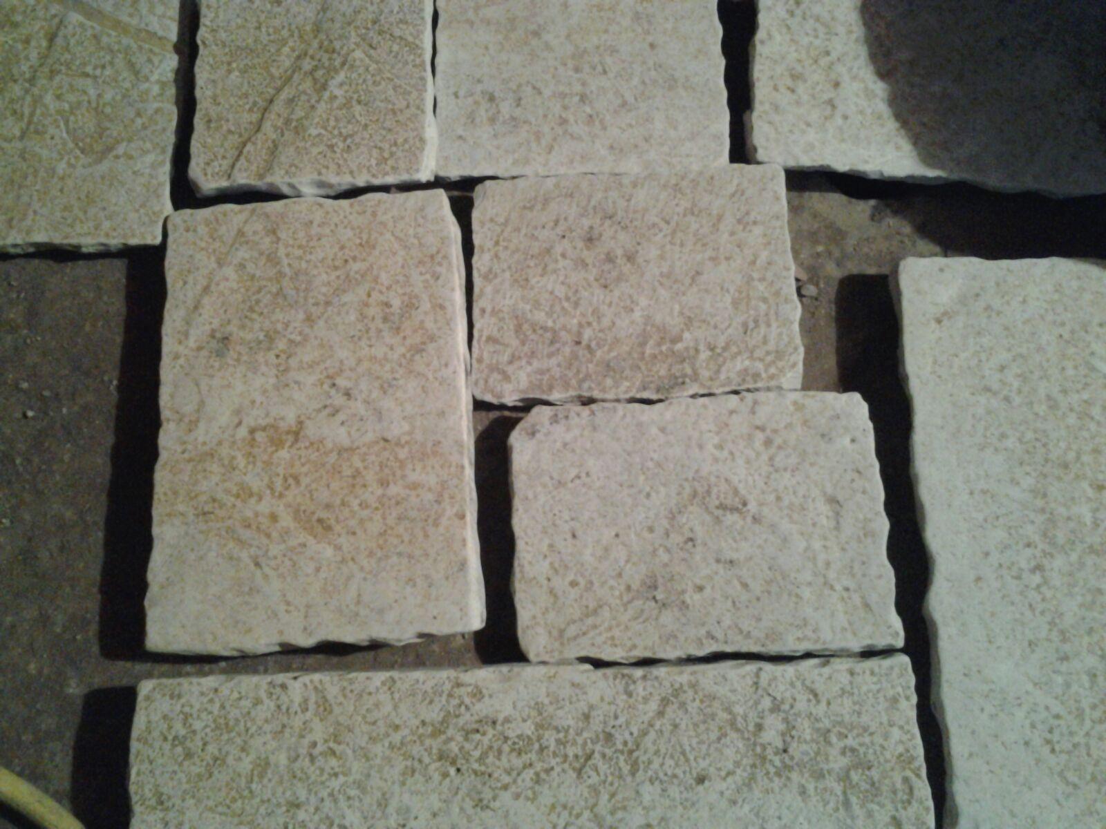 Pavimenti recupero materiali