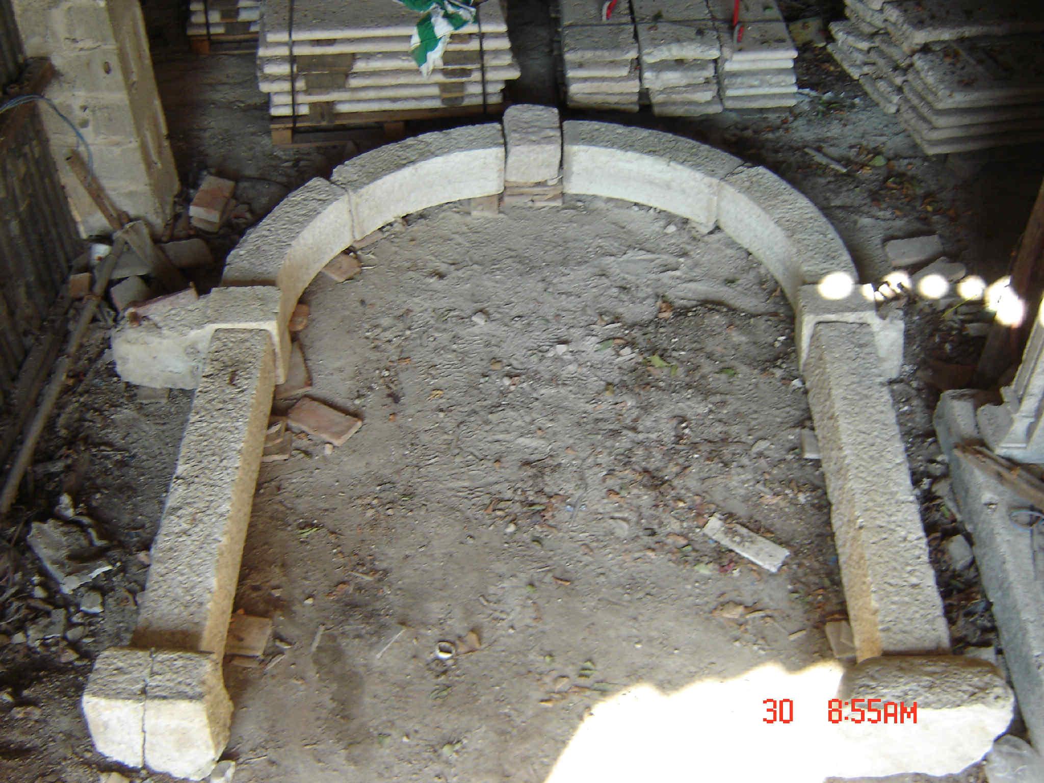 Archi e portali in pietra o marmo - Recupero Materiali