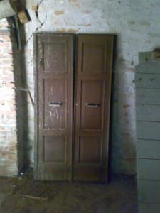 porte portoni legno antico da restaurare 07