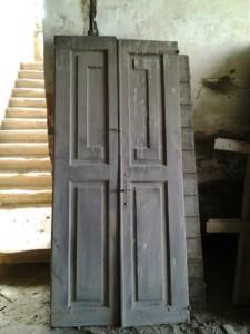 porte portoni legno antico da restaurare 13