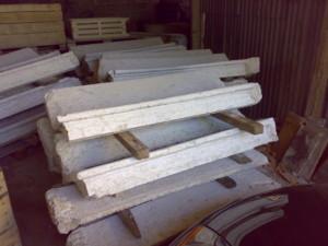 scalini marmo antico di verona da recupero materiali 01