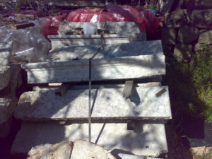 scalini marmo antico di verona da recupero materiali 05