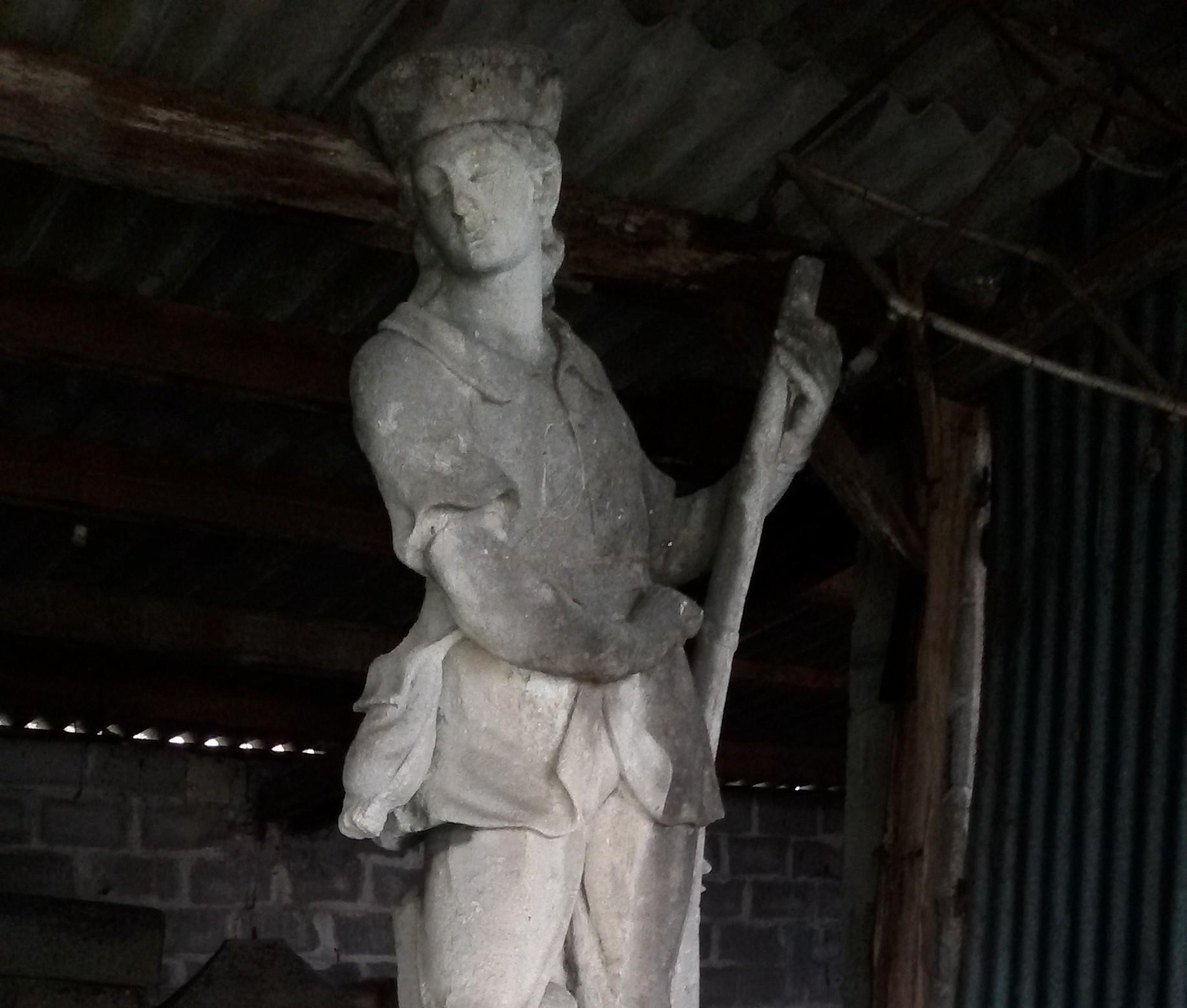 statue in pietra di vicenza - Recupero Materiali