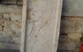 lavelli in marmo antico da recupero materiali 07