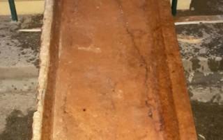 lavelli in marmo antico rosso di asiago da recupero materiali 09