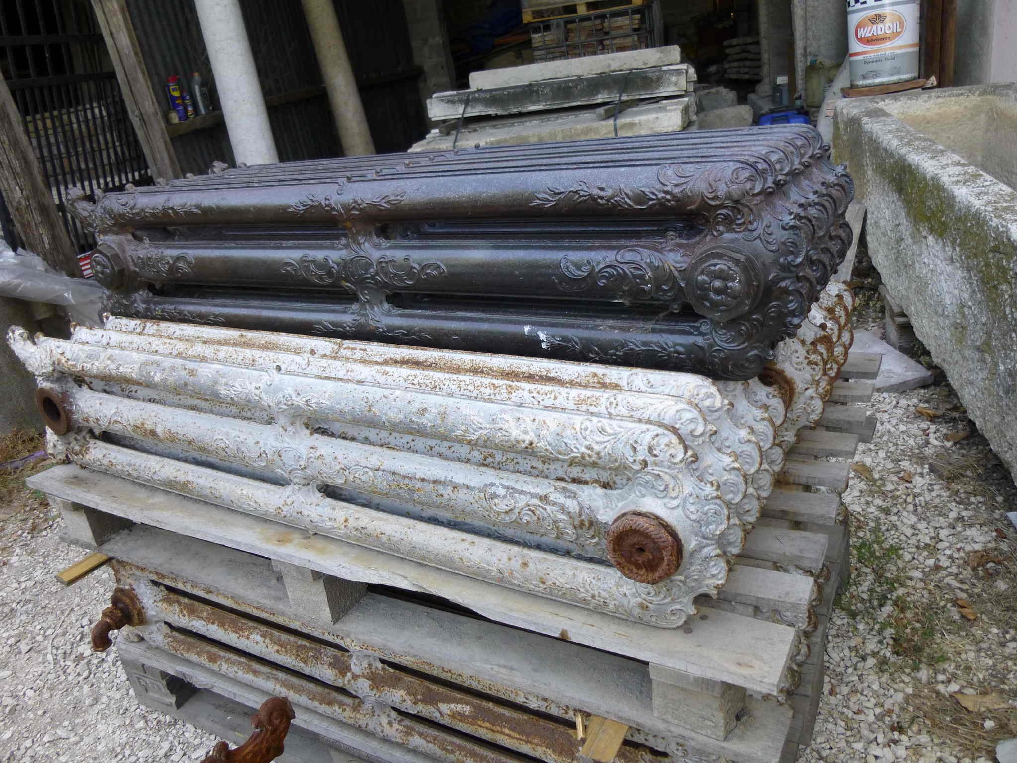 Costo Termosifoni In Ghisa termosifoni antichi in ghisa - recupero materiali