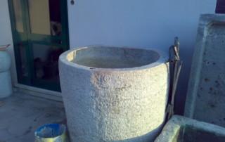 vasche in pietra
