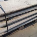 Gradini o pianerottoli o scalini in marmo bianco di verona 1